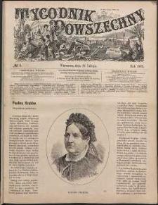 Tygodnik Powszechny, 1882, nr 9