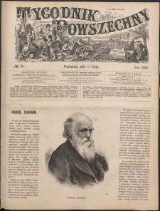 Tygodnik Powszechny, 1882, nr 20