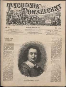 Tygodnik Powszechny, 1882, nr 22