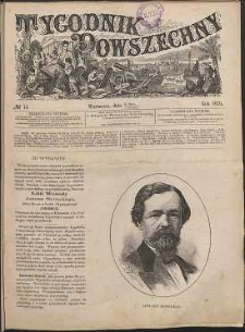 Tygodnik Powszechny, 1879, nr 14