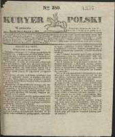 Kuryer Polski, 1831, nr 380