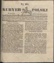Kuryer Polski, 1831, nr 395