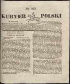 Kuryer Polski, 1831, nr 405