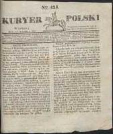 Kuryer Polski, 1831, nr 423