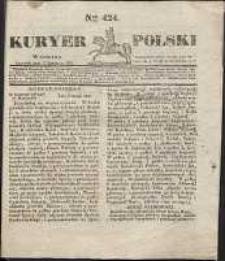 Kuryer Polski, 1831, nr 424