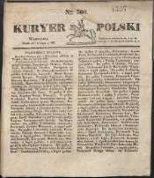 Kuryer Polski, 1831, nr 560