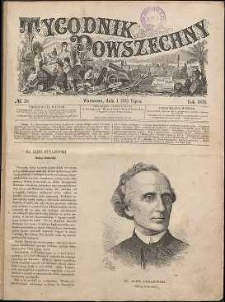 Tygodnik Powszechny, 1879, nr 28