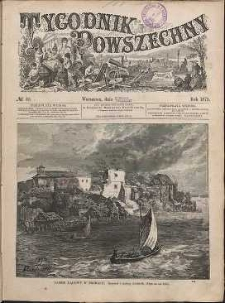 Tygodnik Powszechny, 1879, nr 40