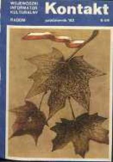 Kontakt : Wojewódzki Informator Kulturalny, 1983, nr 9