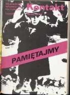 Kontakt : Wojewódzki Informator Kulturalny, 1984, nr 9