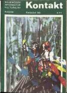 Kontakt : Wojewódzki Informator Kulturalny, 1985, nr 4