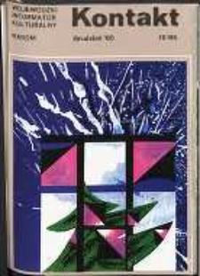 Kontakt : Wojewódzki Informator Kulturalny, 1985, nr 12