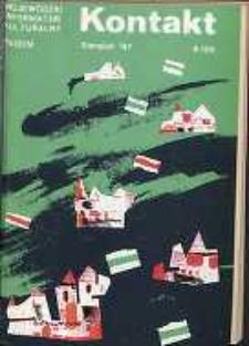 Kontakt : Wojewódzki Informator Kulturalny, 1987, nr 8