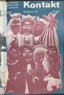 Kontakt : Wojewódzki Informator Kulturalny, 1987, nr 12