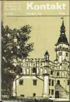 Kontakt : Wojewódzki Informator Kulturalny, 1989, nr 8