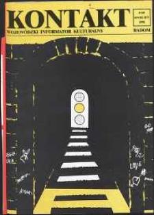 Kontakt : Wojewódzki Informator Kulturalny, 1991, nr 4