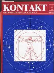 Kontakt : Wojewódzki Informator Kulturalny, 1991, nr 5
