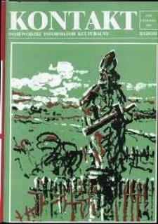Kontakt : Wojewódzki Informator Kulturalny, 1991, nr 6