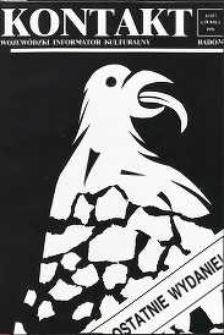 Kontakt : Wojewódzki Informator Kulturalny, 1991, nr 12