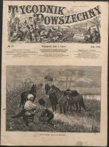 Tygodnik Powszechny, 1882, nr 27