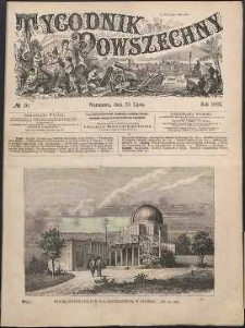 Tygodnik Powszechny, 1882, nr 30