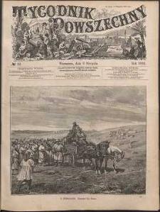 Tygodnik Powszechny, 1882, nr 32
