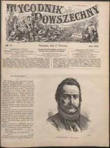 Tygodnik Powszechny, 1882, nr 38