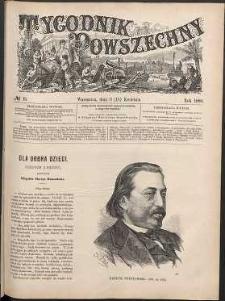 Tygodnik Powszechny, 1880, nr 16