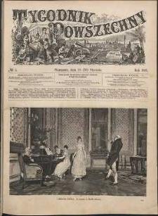 Tygodnik Powszechny, 1881, nr 5