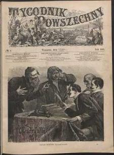 Tygodnik Powszechny, 1881, nr 6