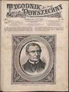Tygodnik Powszechny, 1881, nr 8