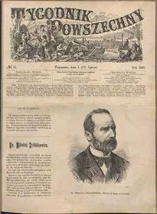 Tygodnik Powszechny, 1881, nr 11