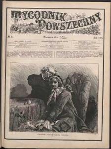 Tygodnik Powszechny, 1881, nr 14