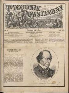 Tygodnik Powszechny, 1881, nr 18