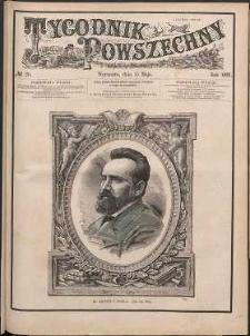Tygodnik Powszechny, 1881, nr 20