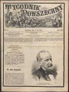 Tygodnik Powszechny, 1880, nr 29