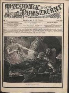 Tygodnik Powszechny, 1880, nr 34