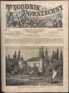 Tygodnik Powszechny, 1880, nr 48