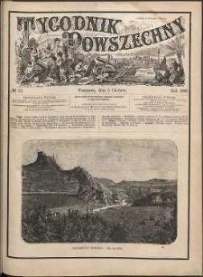 Tygodnik Powszechny, 1881, nr 23