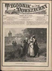 Tygodnik Powszechny, 1881, nr 25