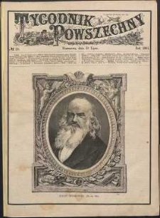 Tygodnik Powszechny, 1881, nr 28