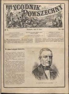 Tygodnik Powszechny, 1881, nr 31