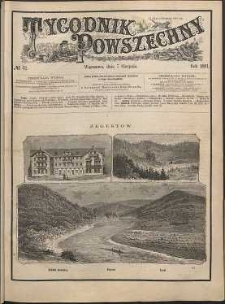 Tygodnik Powszechny, 1881, nr 32