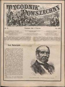 Tygodnik Powszechny, 1881, nr 36