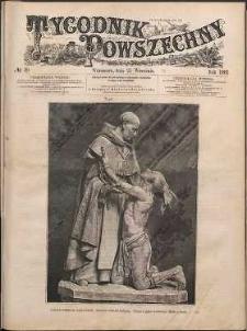 Tygodnik Powszechny, 1881, nr 39
