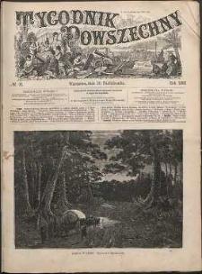 Tygodnik Powszechny, 1881, nr 42