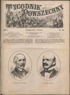 Tygodnik Powszechny, 1881, nr 45