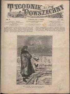 Tygodnik Powszechny, 1881, nr 49