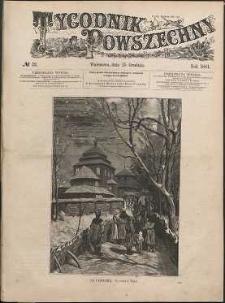 Tygodnik Powszechny, 1881, nr 52