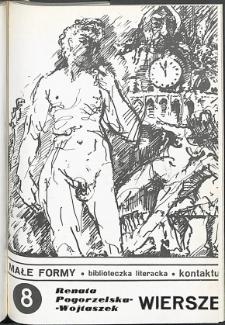 Kontakt : Wojewódzki Informator Kulturalny, 1986, nr 7, dod. Małe Formy nr 8